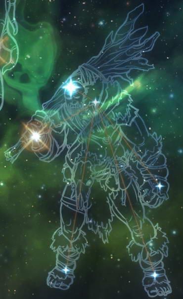 Grim Dawn: созвездие Гигант