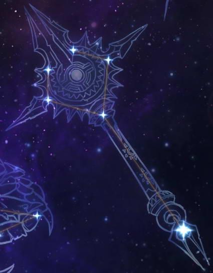 Grim Dawn: созвездие Скипетр Рована