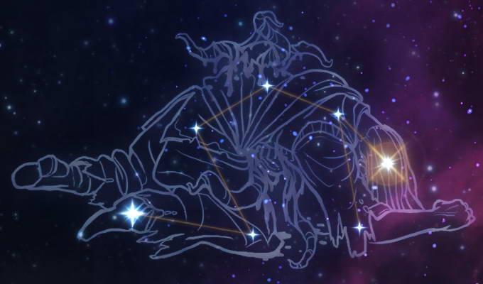 Grim Dawn: созвездие Умирающий бог