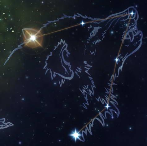 Grim Dawn: созвездие Волк Могдроген