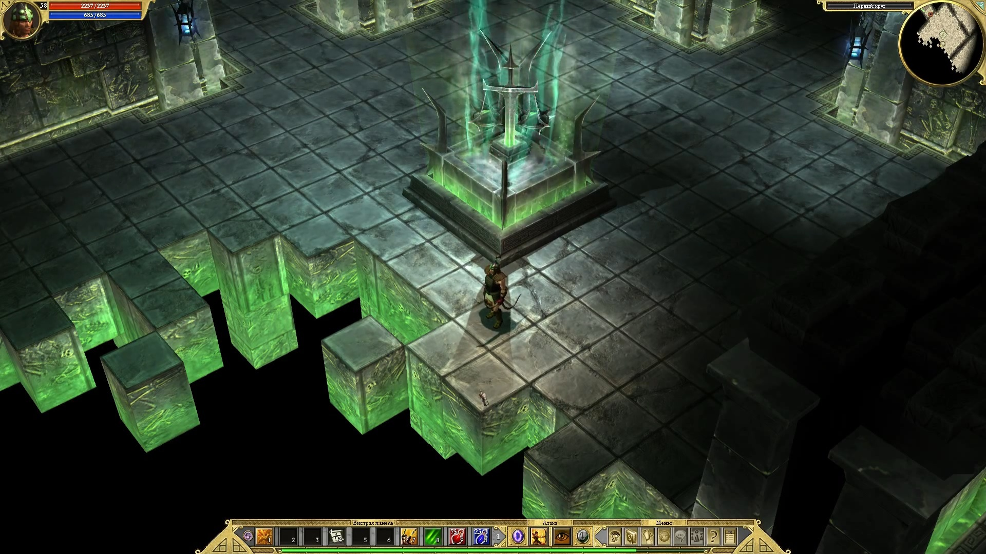 Прохождение Titan Quest Anniversary Edition